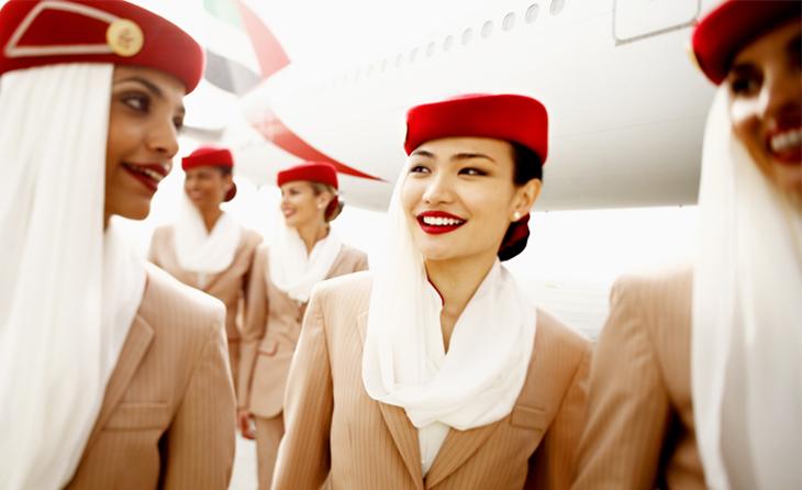 5 bí quyết làm đẹp của tiếp viên hàng không