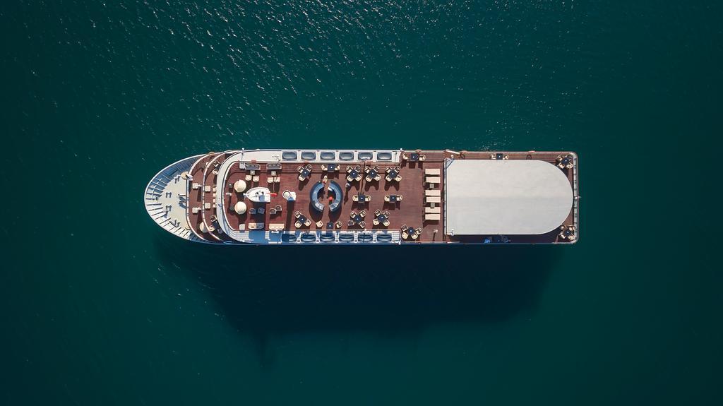 Du thuyền Paradise Elegance - Vịnh Hạ Long – Quảng Ninh