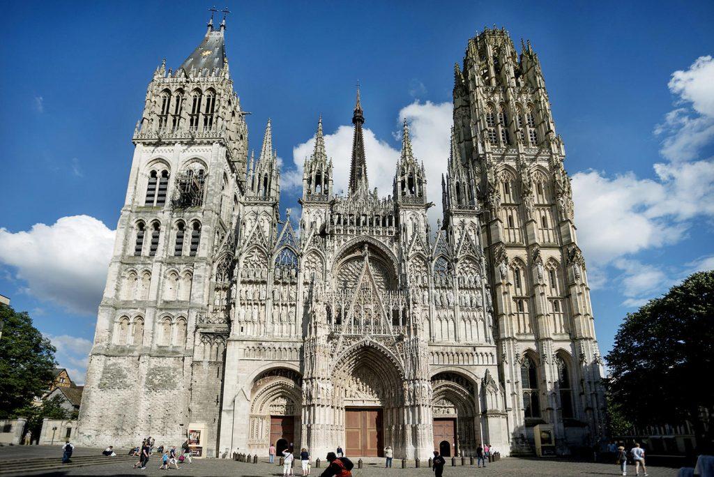 Nhà thờ Đức bà Rouen
