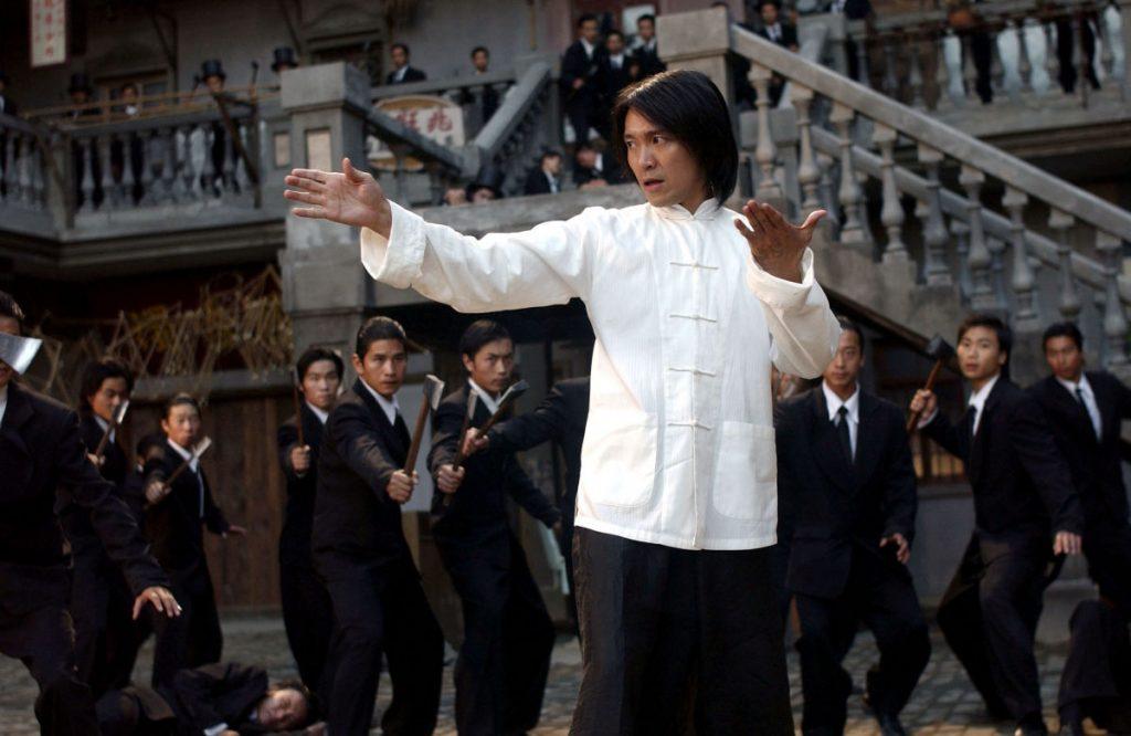 """""""Vua hài"""" Châu Tinh Trì với niềm đam mê võ thuật vô tận."""