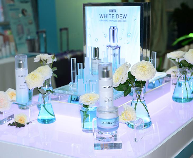 Laneige họp báo ra mắt dòng sản phẩm White Dew