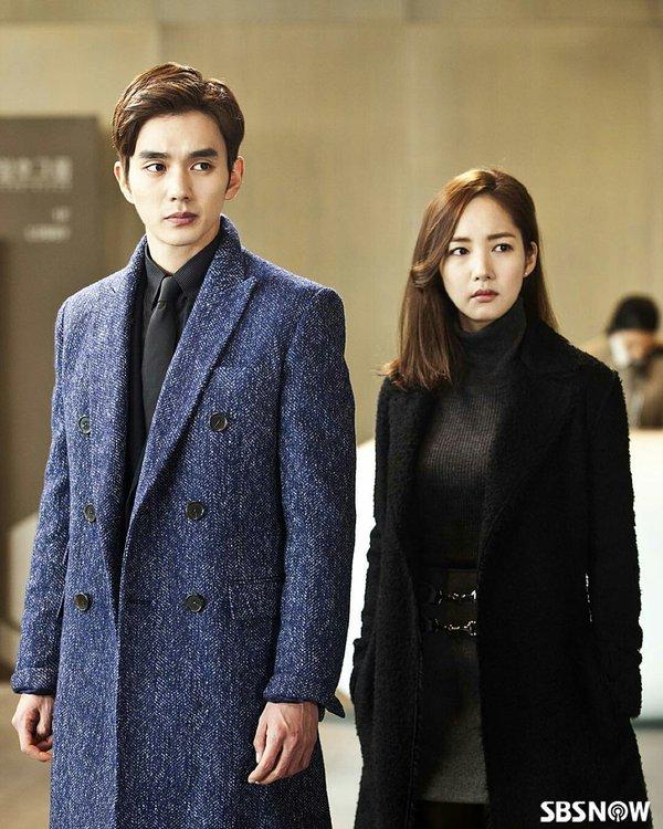 thời trang trong phim Hàn Quốc