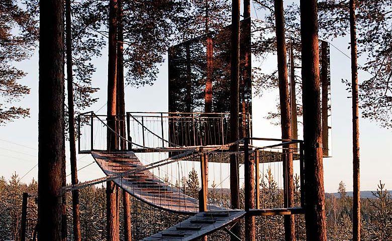 Treehotel, Thụy Điển