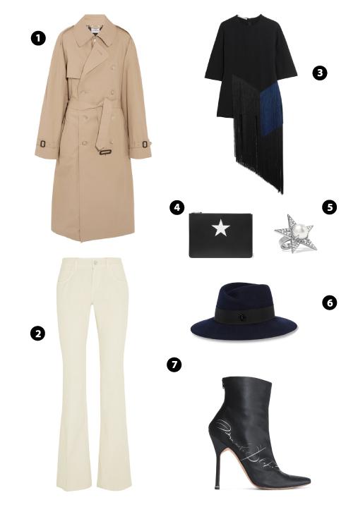 Vetements/ Gucci/ Stella Mccartney/ Givenchy/ Miu Miu/ Maison Michel/ Vetements
