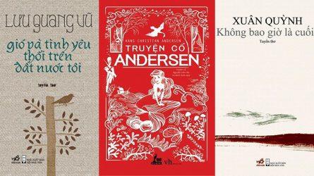 Những cuốn sách yêu thích của Nàng Thơ Nicky Khánh Ngọc