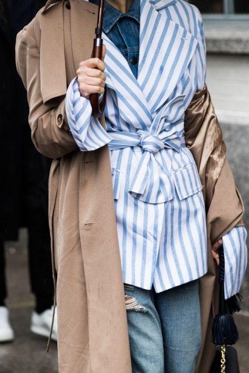 Cho những ngày trở lạnh, Trench coat càng cần thiết
