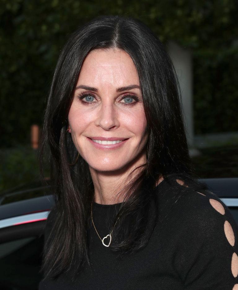 Nữ diễn viên Courteney Cox