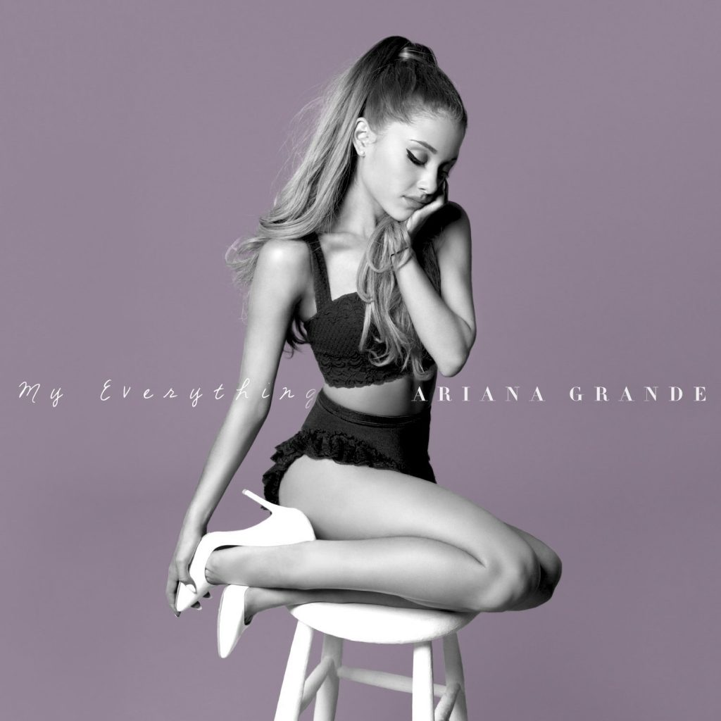 Bìa Album My Everything