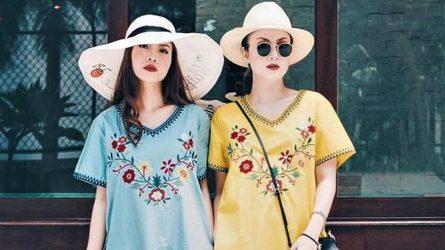 Bất ngờ khi các fashionista Việt thay đổi street style mùa hè