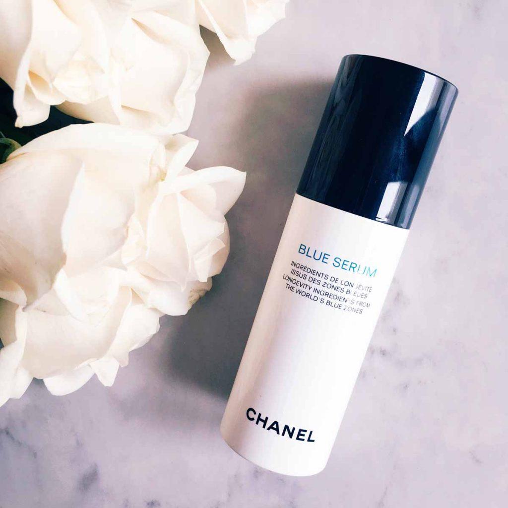 Serum dưỡng ẩm Chanel Blue Serum