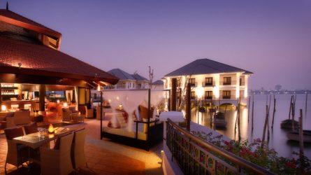 Intercontinental Hanoi Westlake - Khu nghỉ dưỡng lãng mạn nhất Việt Nam