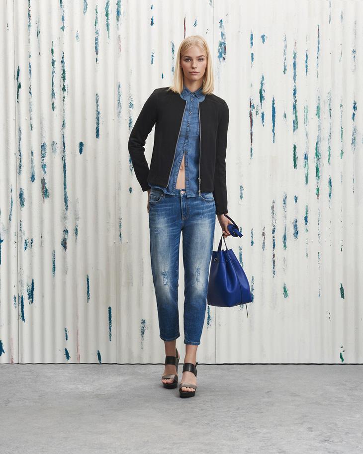 quan jeans Y - elle vietnam 15