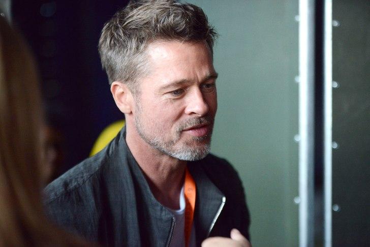 Brad Pitt trần tình về tin đồn tình cảm những ngày qua
