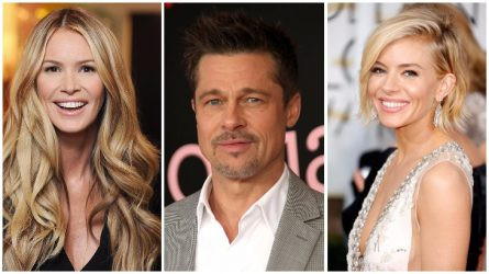 Liệu Brad Pitt đã sẵn sàng cho cuộc tình mới?