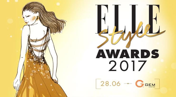 TRỰC TIẾP LỄ TRAO GIẢI ELLE STYLE AWARDS 2017