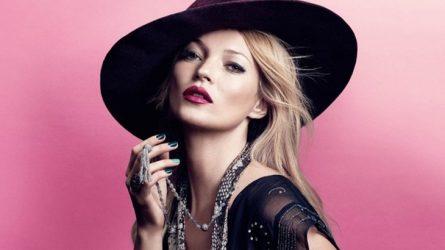Học hỏi xu hướng tóc mùa hè từ Kate Moss và Elizabeth Taylor