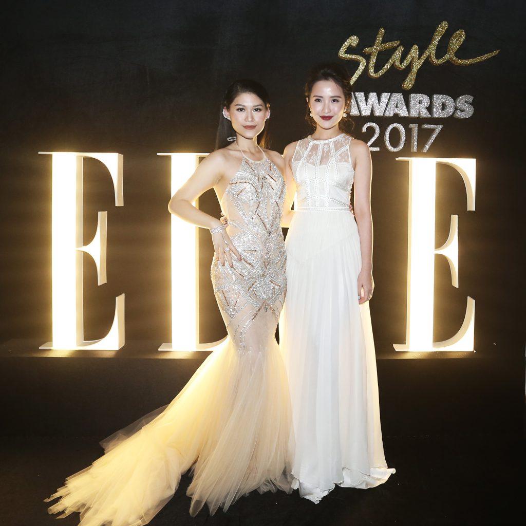 Diễn viên Ngọc Thanh Tâm và Beauty Blogger Primmy Trương