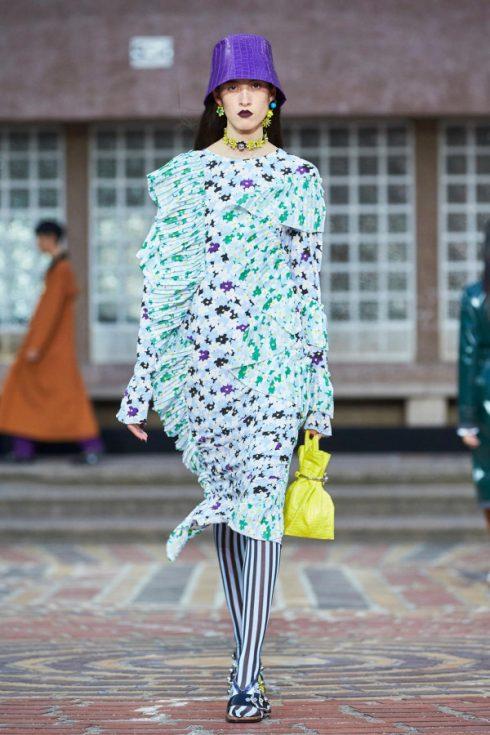 Bộ sưu tập Xuân Hè 2018 thương hiệu Kenzo