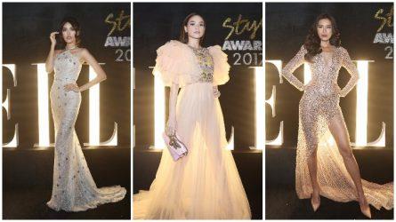 Thời trang thảm đỏ của sao Việt tại ELLE Style Awards 2017