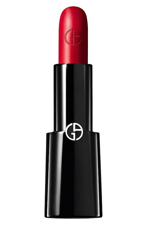 Son Giorgio Armani Rouge D'Armani Lipstick màu Red Fire