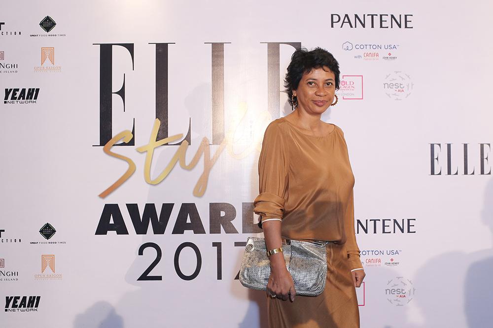 Bà Marielle Genet - Tổng giám đốcLifestyle stylist living