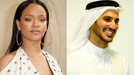 Lộ diện danh tính người yêu bí mật của Rihanna