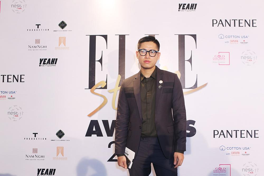 Stylist Đinh Thanh Long