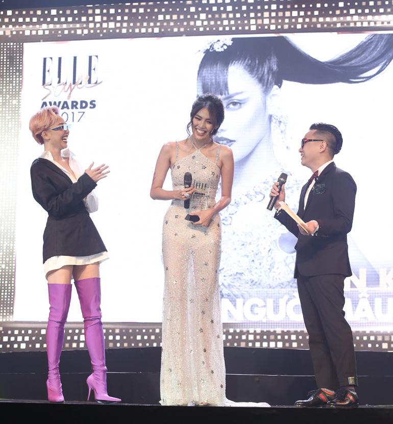 lan khue - esa 2017 - elle vietnam 1