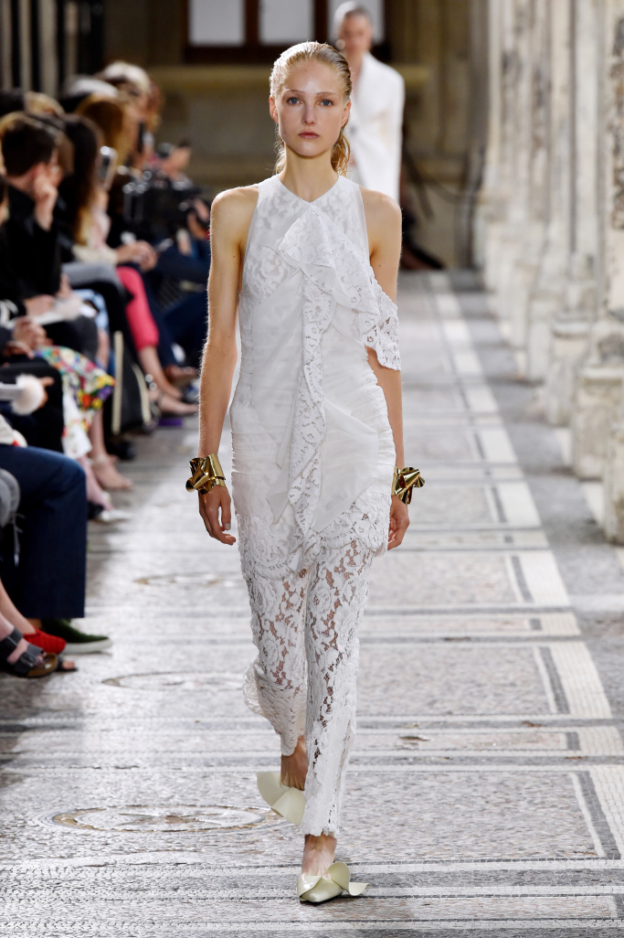 Proenza Schouler ấn tượng tại Paris Haute Couture