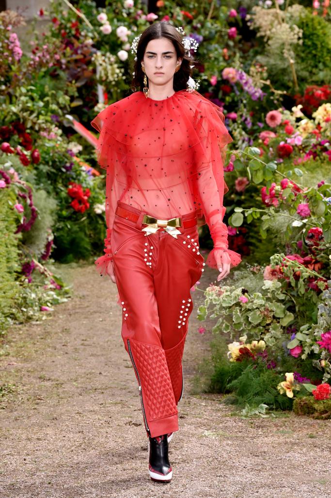 Rodarte mơ mộng tại Paris Haute Couture