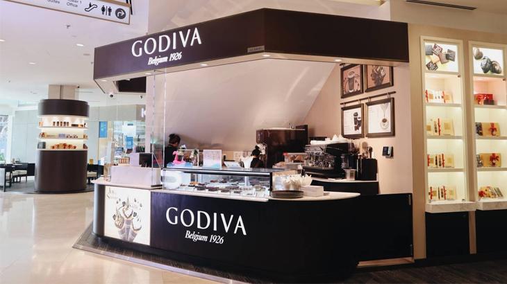 GODIVA – Huyền thoại chocolate đất Bỉ đã có mặt tại Việt Nam