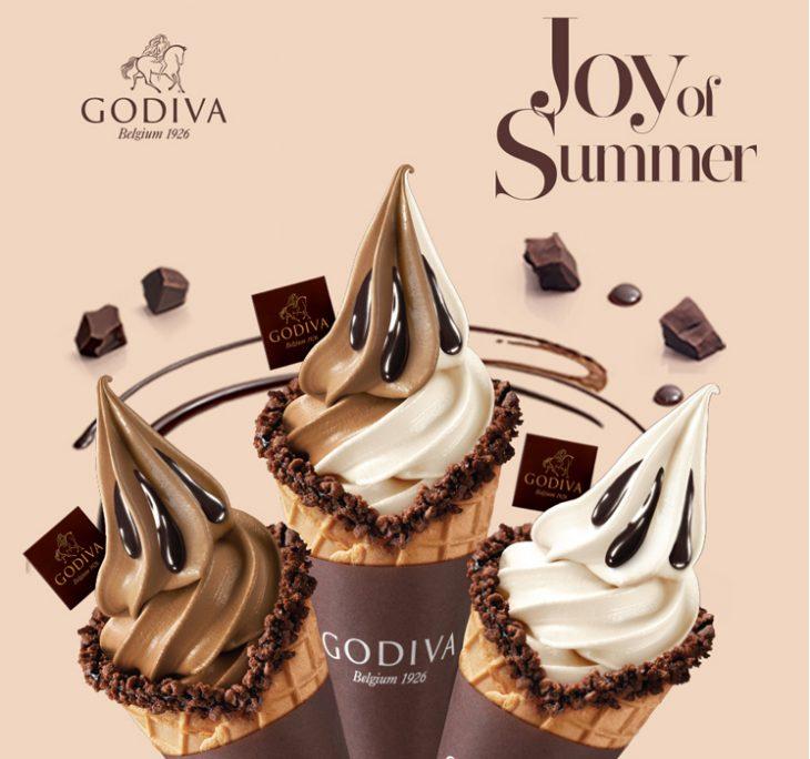 Những tác phẩm nghệ thuật từ chocolate khác tại Godiva