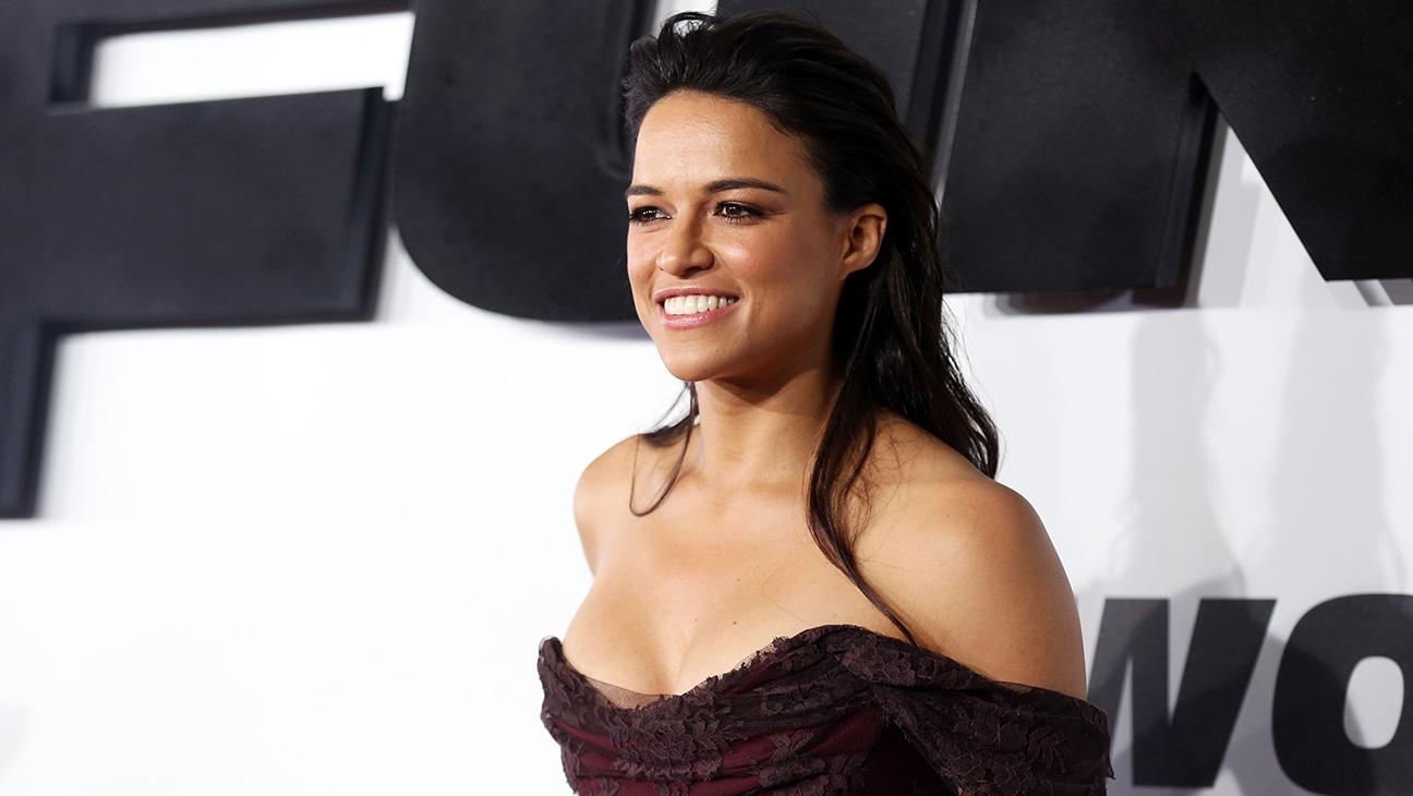 Michelle Rodriguez - fast and furious - elle vietnam