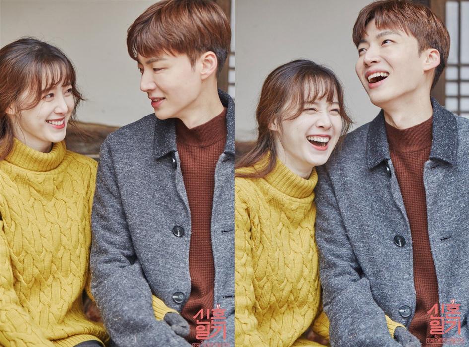 """5 cặp đôi """"chị em"""" đình đám của showbiz Hàn"""