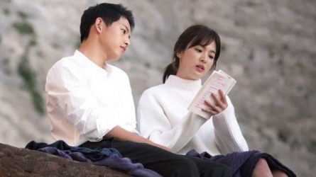 Song Hye Kyo & Song Joong Ki sẽ