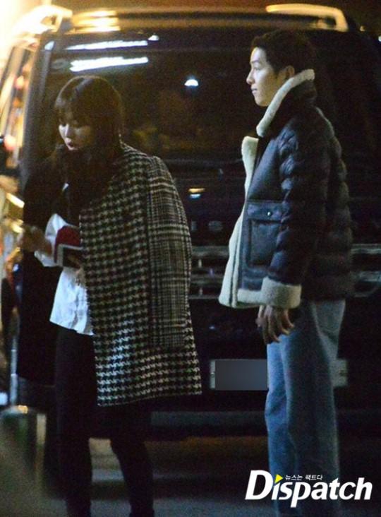 Song Joong Ki va Song Hye Kyo - elle vietnam 8