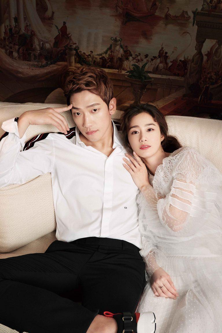 Bi Rain và Kim Tae Hee