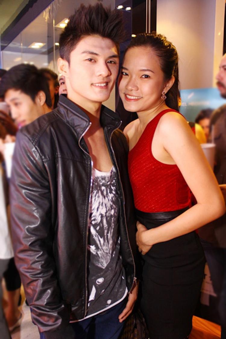 Có lẽ sự thành công của bộ phim Găng tay đỏ mà Lâm Vinh Hải đóng đã khiến anh và Phương Châu không thể ở bên nhau được nữa. Và cũng chính Găng tay đỏ cũng đã khiến Vinh Hải vui duyên mới với người yêu Linh Chi hiện tạ