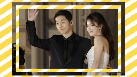 Song Hye Kyo - Song Joong Ki và những lần xuất hiện đẹp đôi