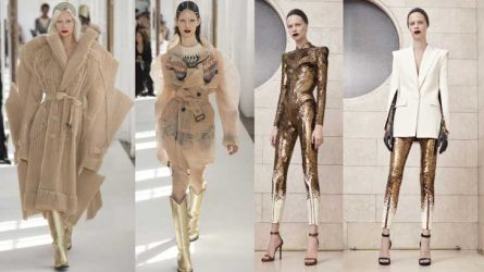 Thời trang Haute Couture của Atelier Versace & Maison Margiela – Hào nhoáng thầm lặng
