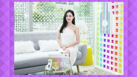 Quy trình dưỡng da tối giản 3 bước của Son Ye Jin