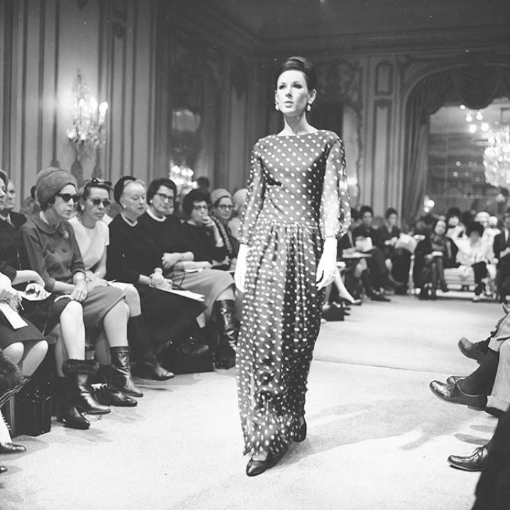 Trang phục Haute Couture những năm 1960