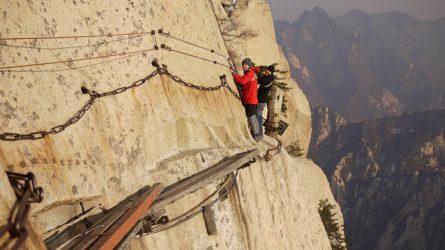 Trải nghiệm mạo hiểm với 5 địa điểm du lịch
