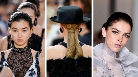 Xu hướng làm đẹp tinh tế tại Haute Couture Thu Đông 2017-2018?