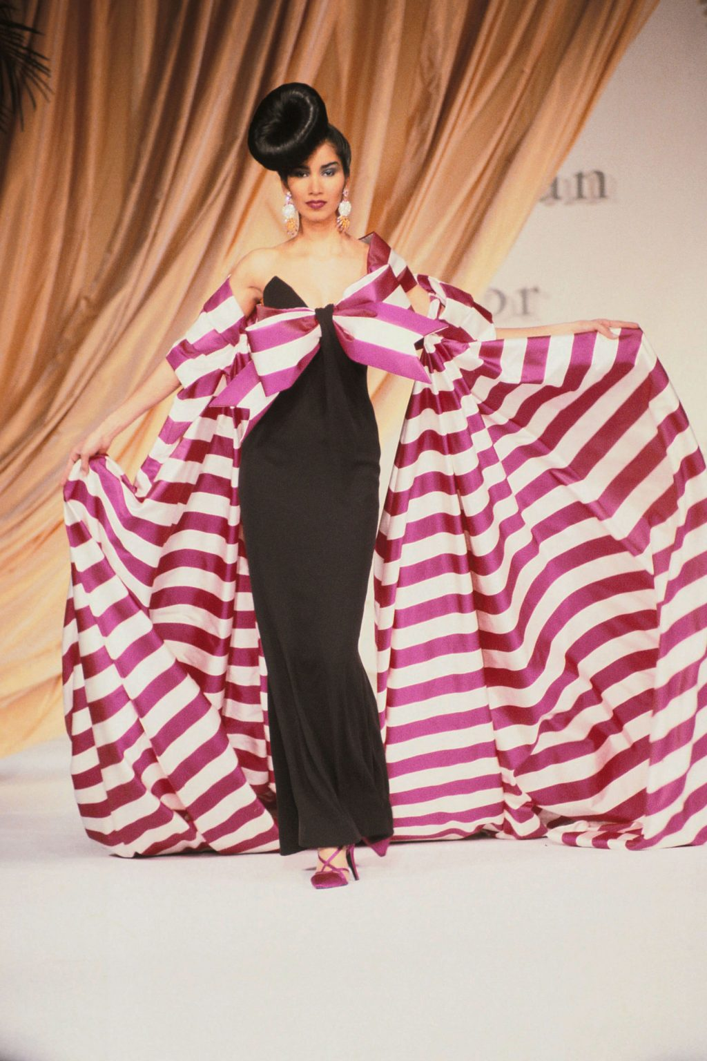 Đầm Couture của Dior năm 1991