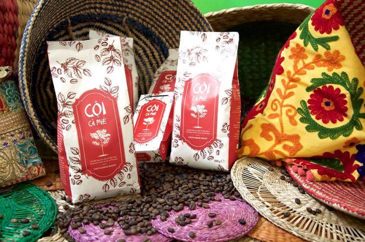 """Cội Cà Phê - thương hiệu cafe """"100% made in Việt Nam"""""""