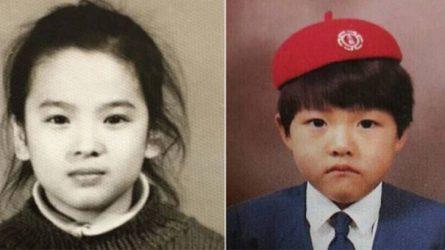 Hé lộ hình ảnh những đứa con tương lai của cặp đôi Song-Song