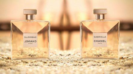 Châu Tấn sang Paris thưởng thức nước hoa Chanel mới