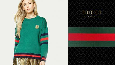 Thương hiệu thời trang Gucci cáo buộc Forever 21 đạo nhái