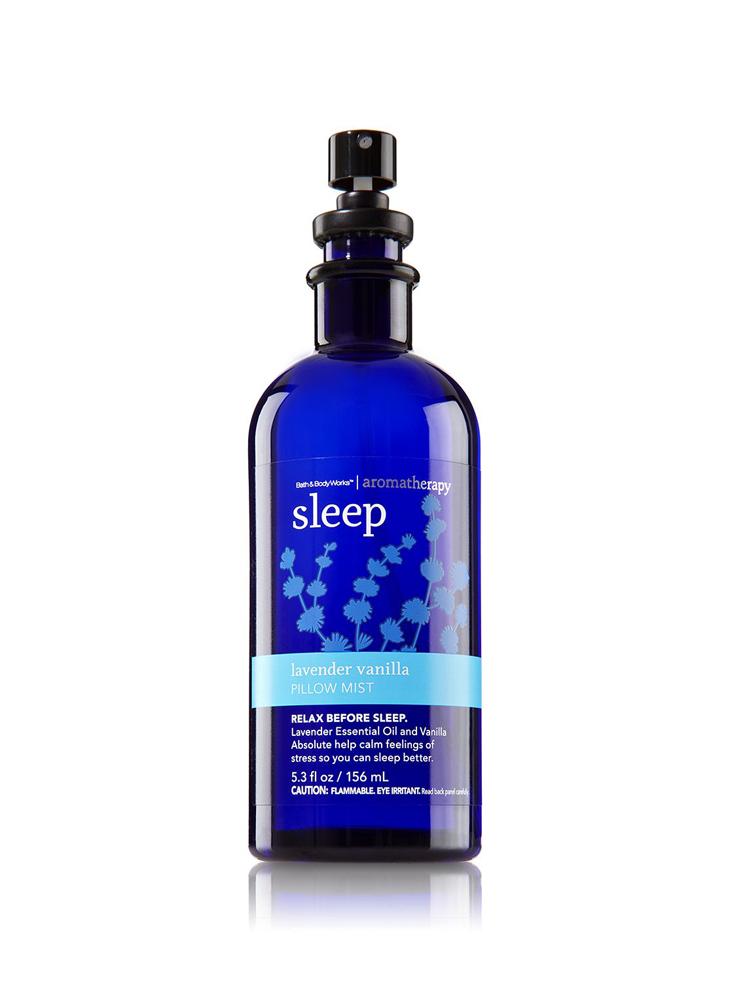 Nước thơm Lavender Vanilla Pillow Mist của Bath & Body Works